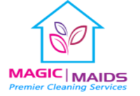 Magic Maids Perth Cleaning Services Logo