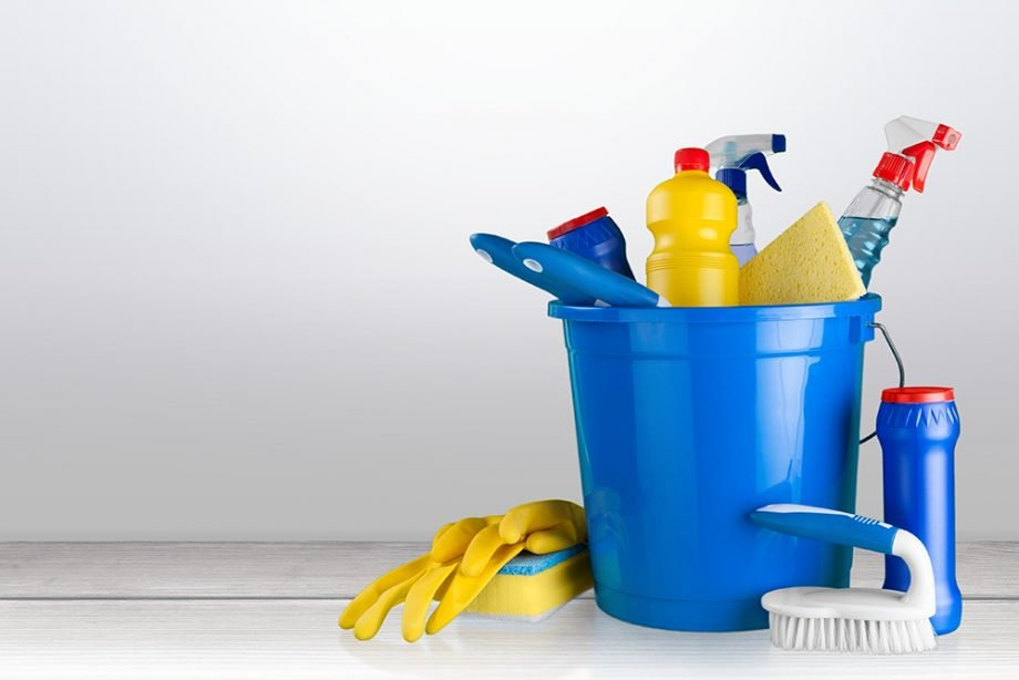 Cleaning agents used by Trusted Cleaners Perth -by Magic Maids