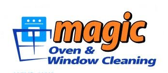 Magic Oven and Window Cleaning